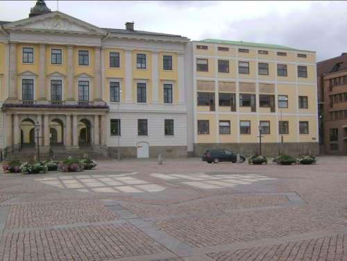 ratusz w Goeteborgu