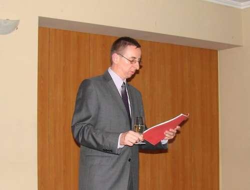 Wojciech Drajewicz, prezes SARP Jelenia Góra