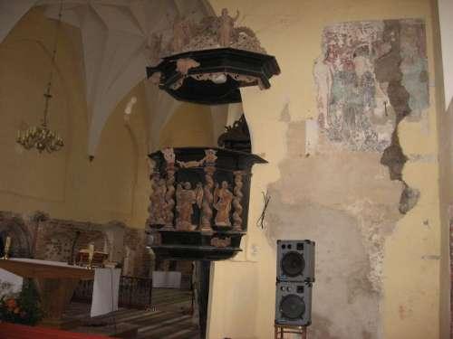 Kościół w Mariance Pasłęckiej