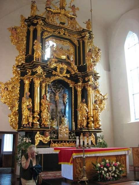 Kościół w Młynarach